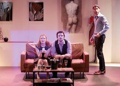 Théâtre. Ticket gagnant.De Tristan Zerbib et Virginie Caloone
