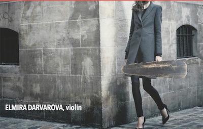 Musique. Elmira Darvarova: l'envol de l'aigle