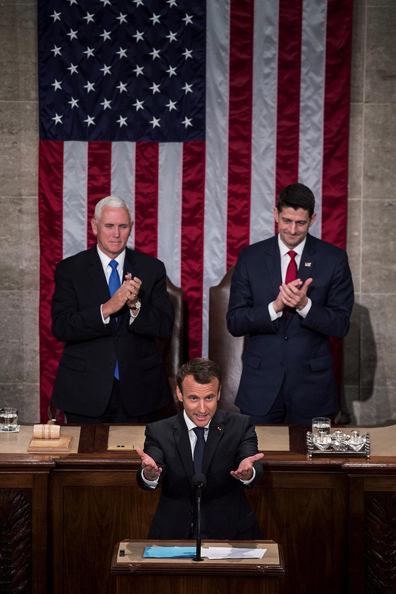 Macron, notre Orphée national