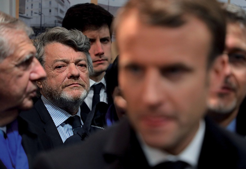 Macron un an après