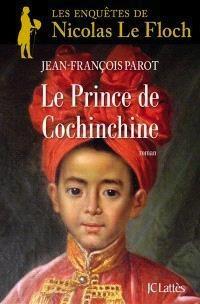 Livre. Le Prince de Cochinchine