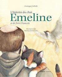 Livres. L'histoire du chat Émeline et de Frère François