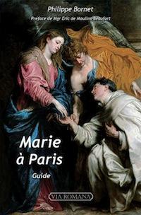 Livre. Marie à Paris