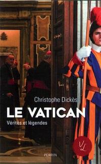 Livre. Le Vatican de fond en comble