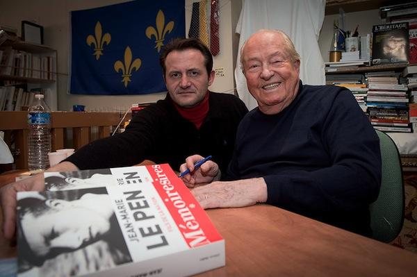 Tel qu'en lui-même… Jean-Marie Le Pen écrit ses mémoires