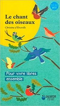 Livre. Le chant des oiseaux