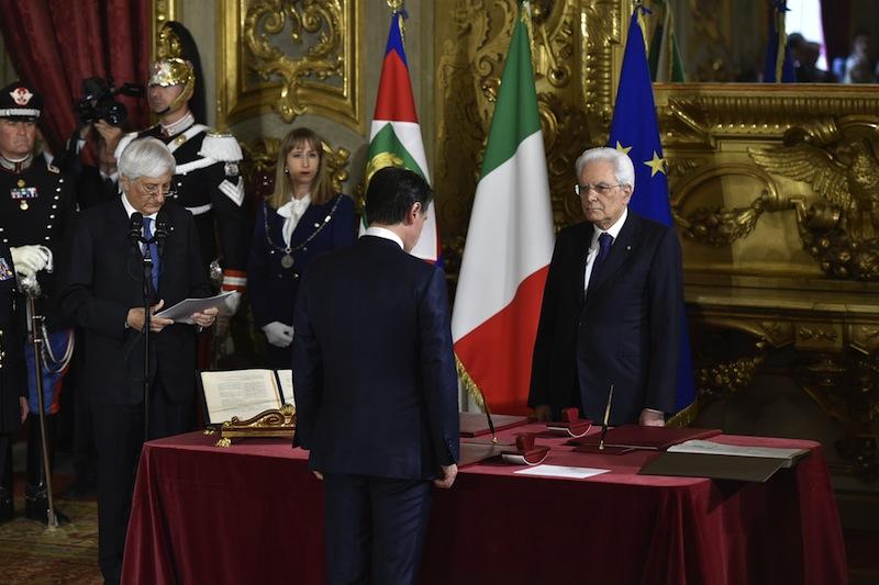 Italie : Le coup de force de Mattarella
