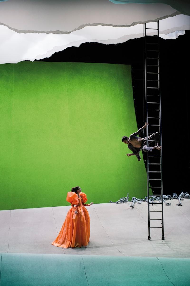Théâtre. L'oiseau vert,Fable de Carlo Gozzi