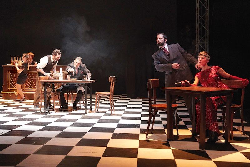 Théâtre. La Compagnie Rat PackprésenteSpeakeasy