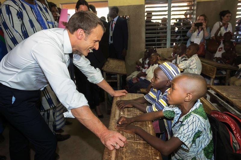 Emmanuel Macron,une autre vision de l'Afrique?