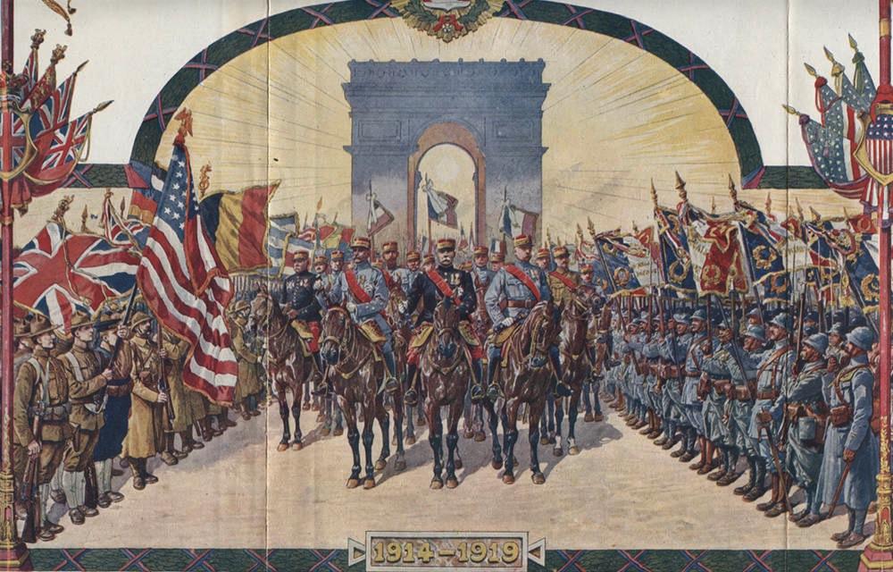 Michel Goya : Ce sont les Français qui ont gagné la guerre de 14-18, « Jamais une organisation française, comptant plusieurs millions d'individus, ne s'est aussi radicalement et rapidement transformée que l'armée française pendant la première guerre mondiale. »