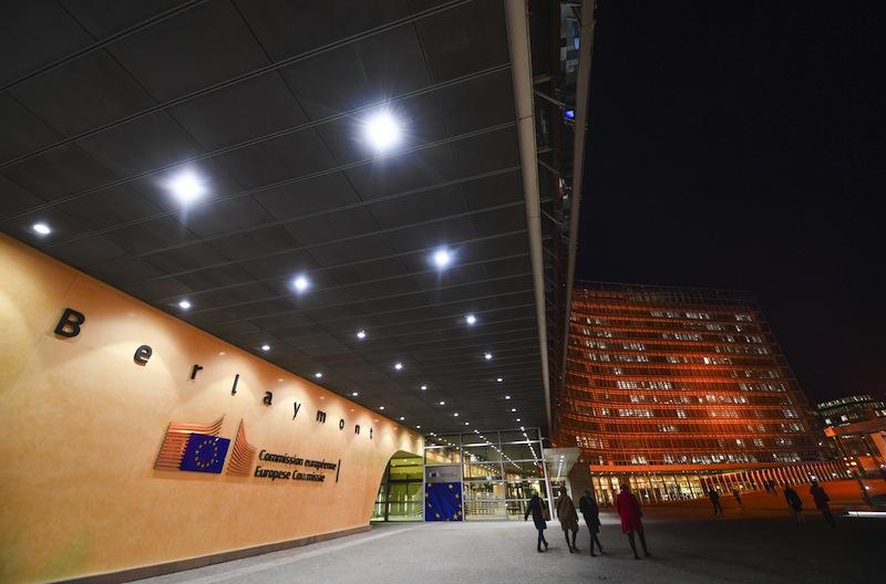 Panique à Berlaymont