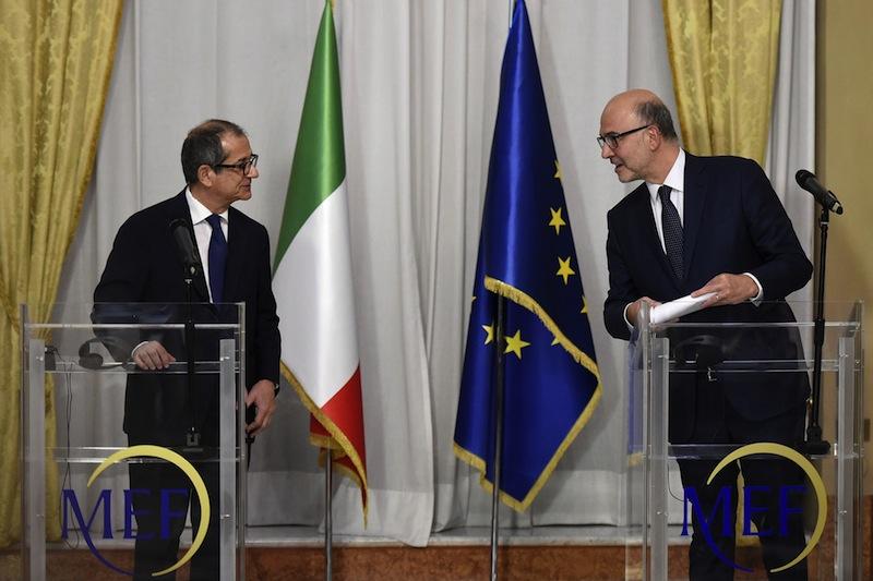 L'Italie, cauchemar de l'Europe de Bruxelles. Guelfes et Gibelins au XXIe siècle