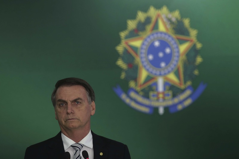 Le Brésil est une nation