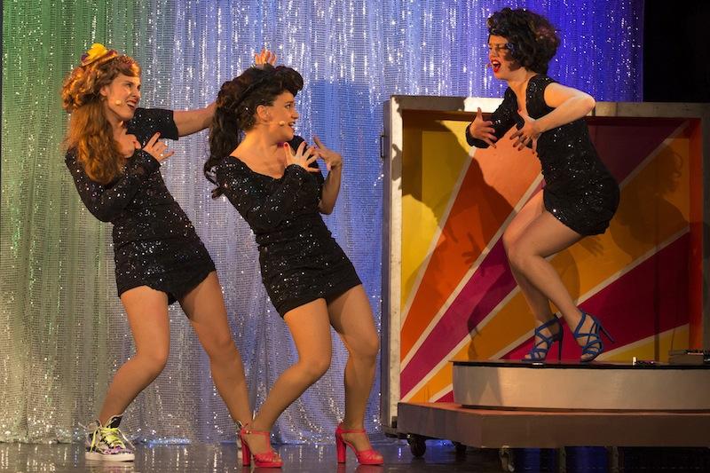 """Théâtre. Les divas font leur Show :""""femme, femme, femme"""""""