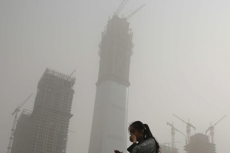 LA CROISSANCE CHINOISE: MIRACLE OU TROMPE-L'ŒIL?