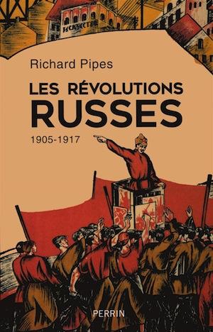 Une histoire des révolutions russes