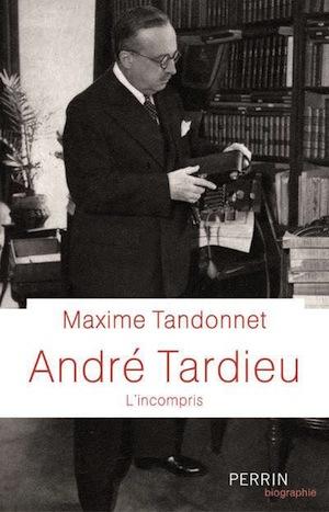 André Tardieu, républicain malheureux