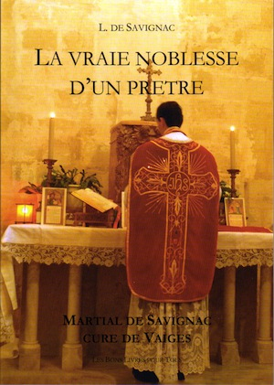 Un prêtre d'autrefois