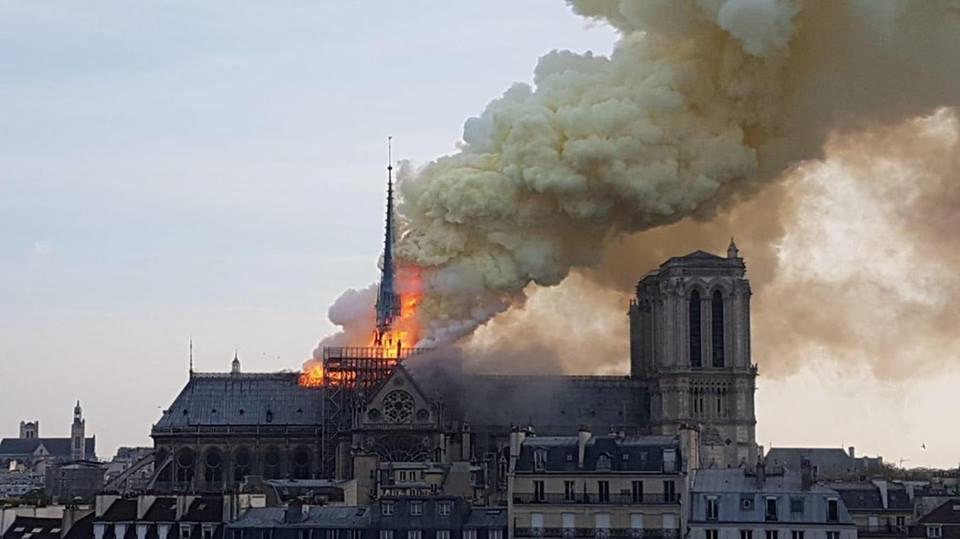 Notre-Dame des Gilets Jaunes
