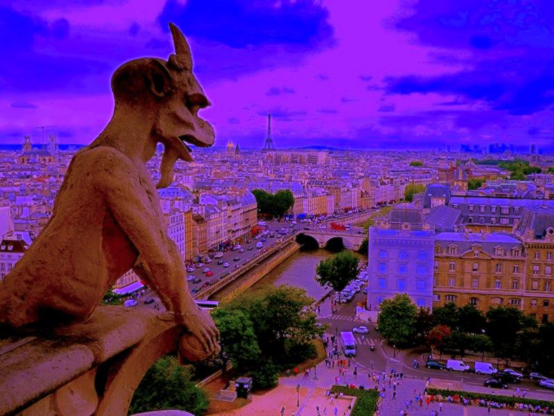 Projet de Loi« pour la restauration et la conservation de la cathédraleNotre-Dame de Paris»