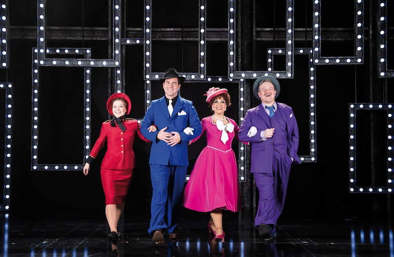 Guys and Dolls.Comédie musicale