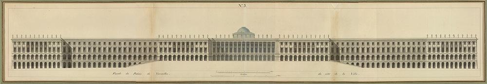 Versailles. Détours utopiques