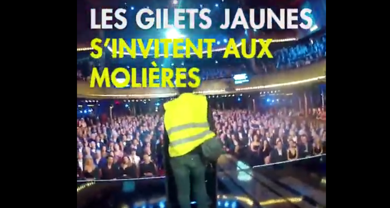 Molières 2019:le retour du théâtre de boulevard