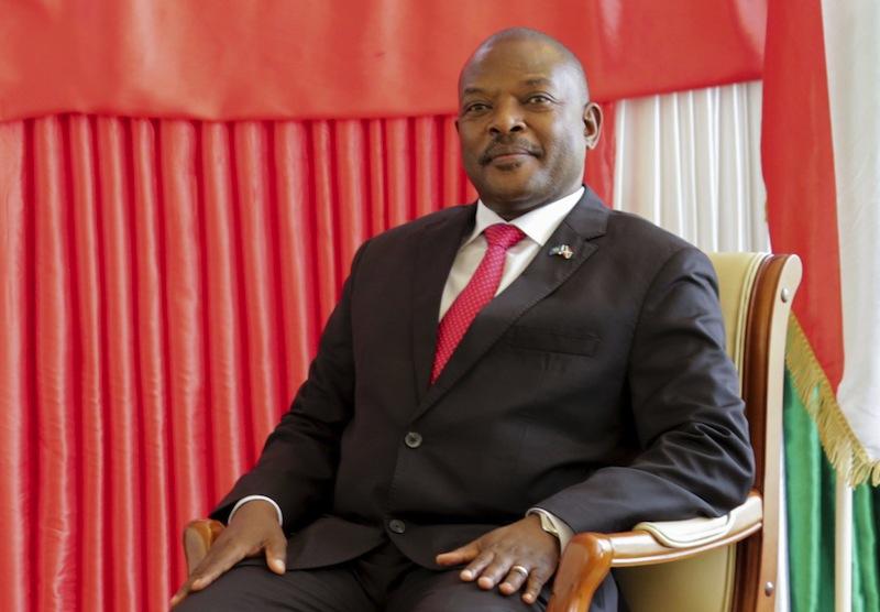 Une monarchie au Burundi?