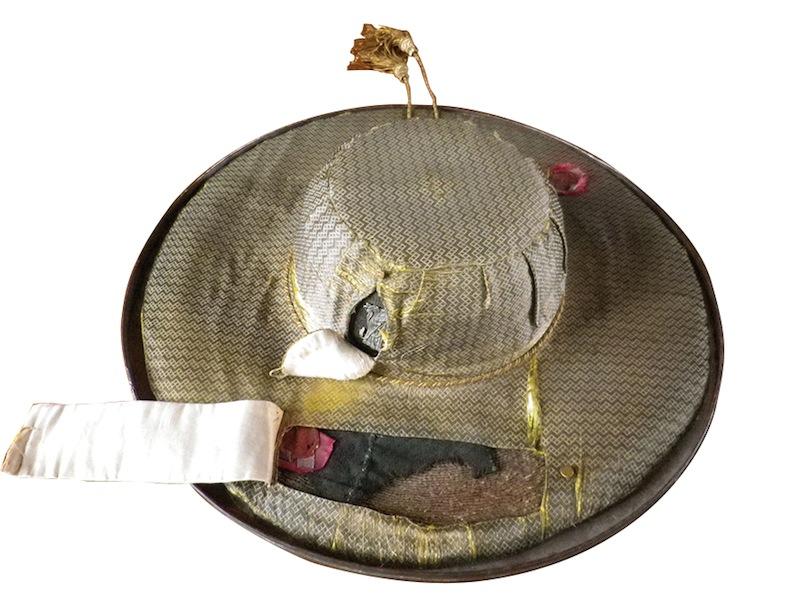 Le chapeau de saint Vincent