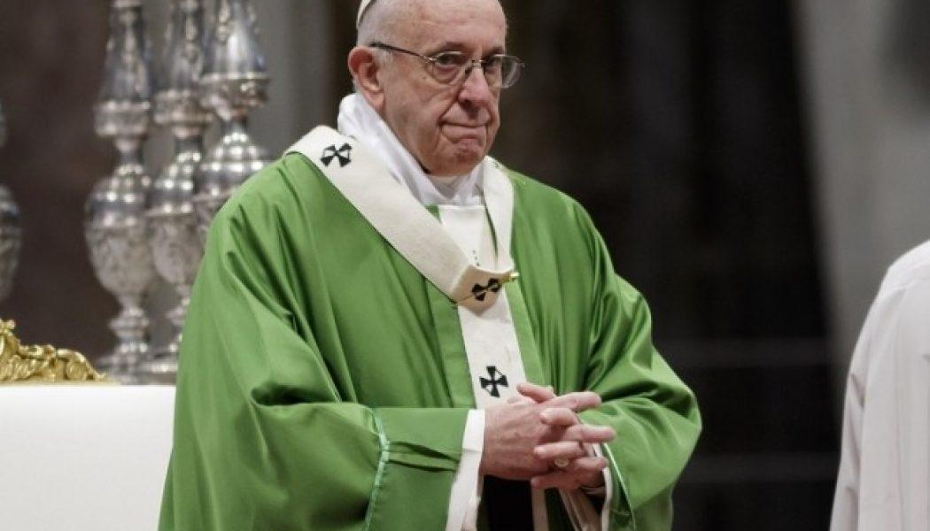 Deviser le monde : Les silences du pape