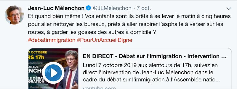 Mélenchon, le marxiste exploiteur