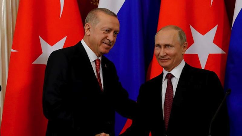 «Il y a deux vainqueurs aux derniers événements qu'a connus la Syrie : Poutine et Assad. »