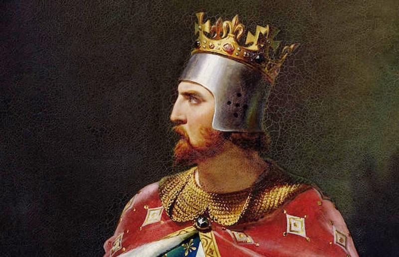 À Versailles: le retour du roi Richard