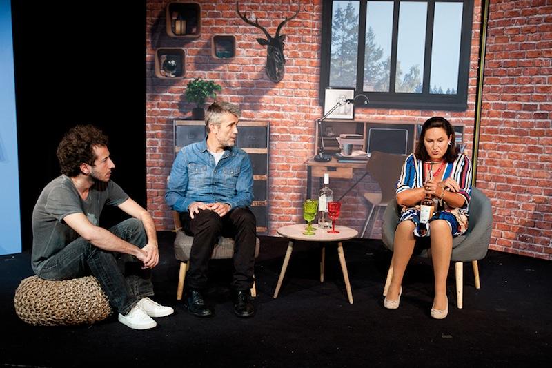 Théâtre. Dîner de famille, de Joseph Gallet et Pascal Rocher