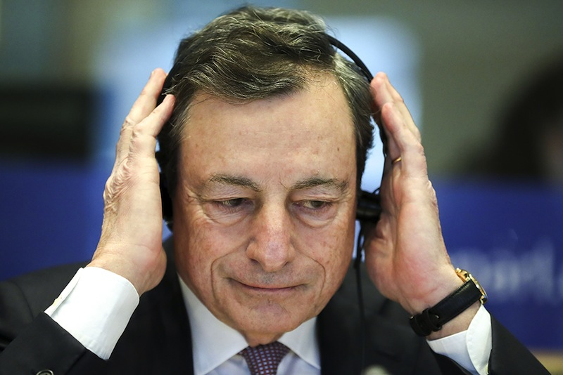 La révolte des banquiers centraux contre la BCE et Mario Draghi