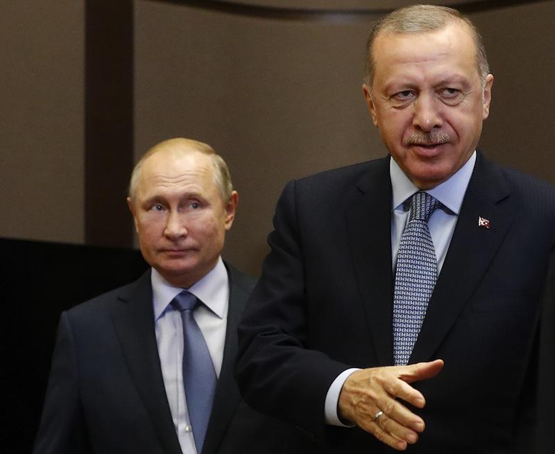 «Il y a deux vainqueurs aux derniers événements qu'a connus la Syrie: Poutine et Assad.»
