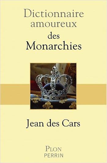 Monarchie, encore et toujours