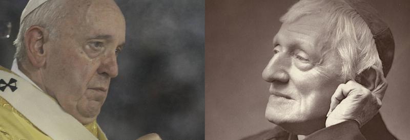 Les sûrs développements de saint J. H. Newman