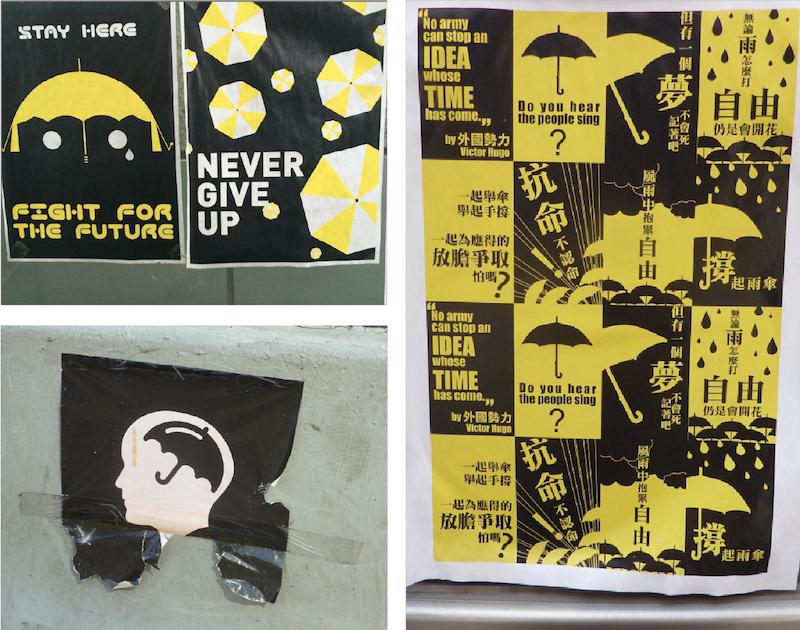 HONG KONG: LA DÉMOCRATIE INTERDITE