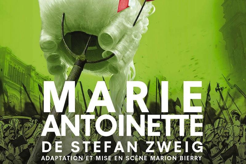 Marie-Antoinette, de Stefan Zweig.