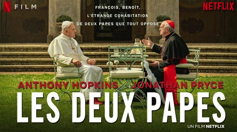 DEUX PAPES, C'EST AUSSI UN FILM EN TROP