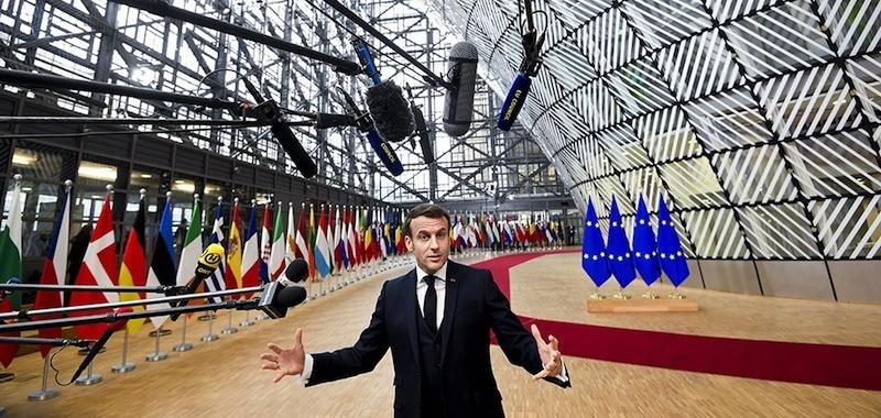 — Pour la PAC, je leur ai demandé un max ! — Et vous avez eu combien ? Je ne réponds pas aux questions populistes.