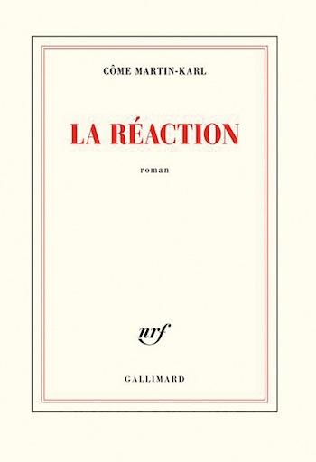 La Réaction : Gallimard au fond du trou ?