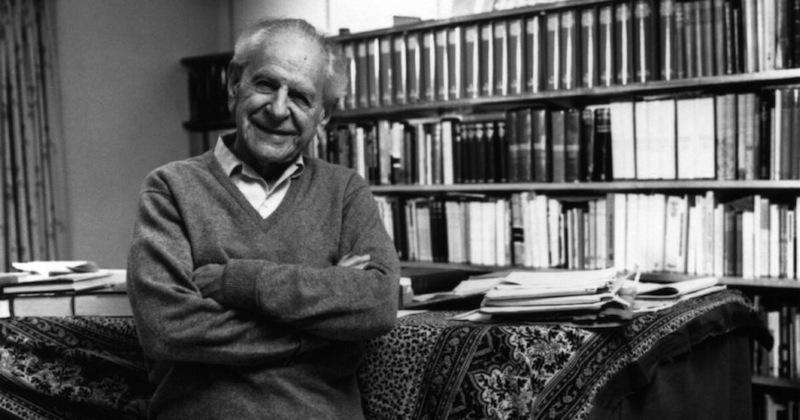 Le rationalisme critique de Karl Popper: Autonomie du politique et survie de la science
