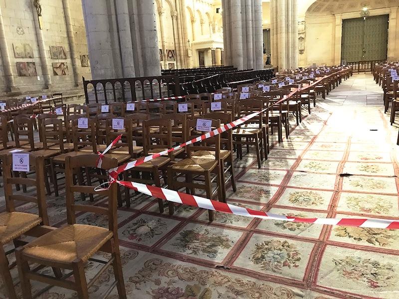 La Conférence des évêques de France et la liberté de culte