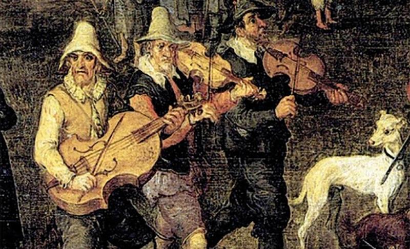 Les bandes de violons, mémoire interculturelle de l'Europe