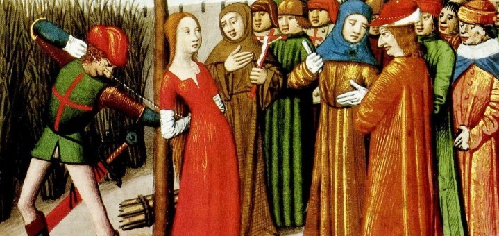 Jeanne ou la sainteté dans l'ordre judiciaire