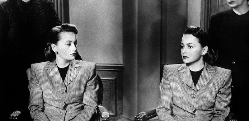 Olivia de Havilland, la double énigme