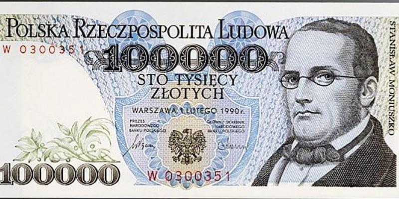Le père de l'opéra national polonais